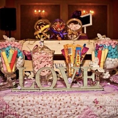 "love my ""love"" sign xx"