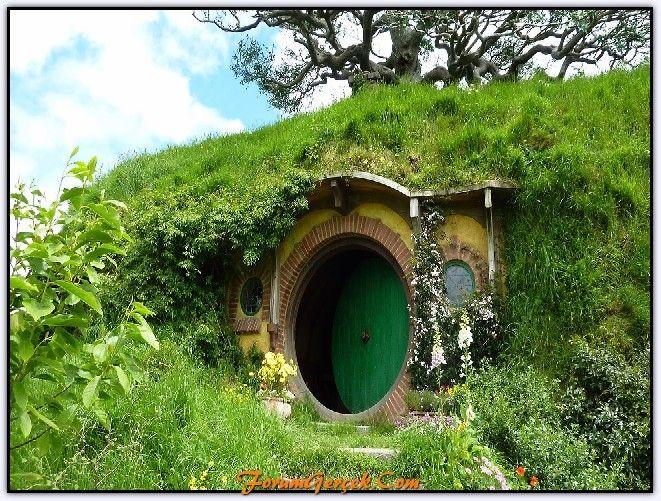Hobbit Evleri | Yeni Zelanda - Forum Gerçek