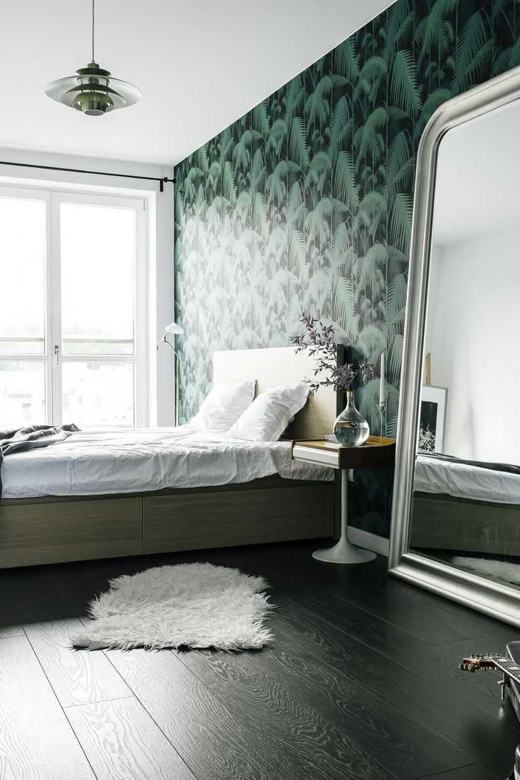 Cole & Son jungle wallpaper, bedroom, Odwzorowanie - Kreujemy autentyczne wnętrzna