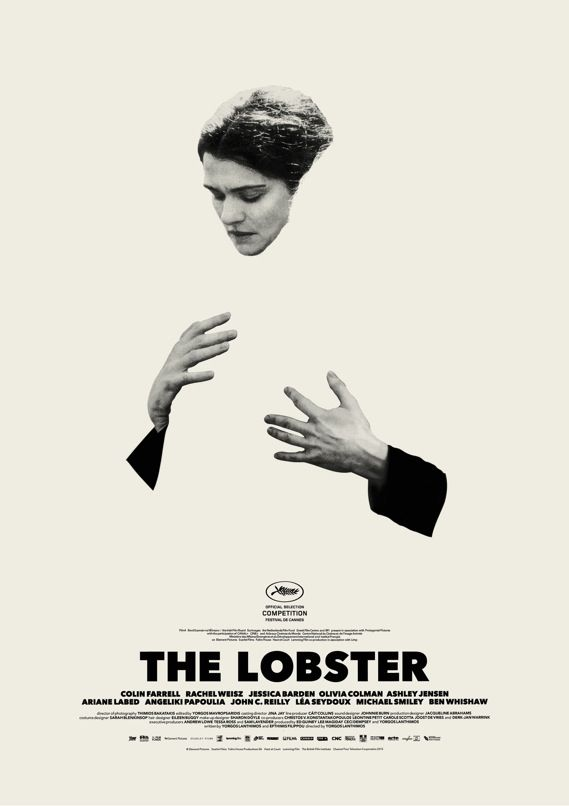 The Lobster received its premiere at Cannes today, but even before the film was screened social media was abuzz with admiration for the two posters that support the feature. We spoke their creator, Greek designer Vasilis Marmatakis