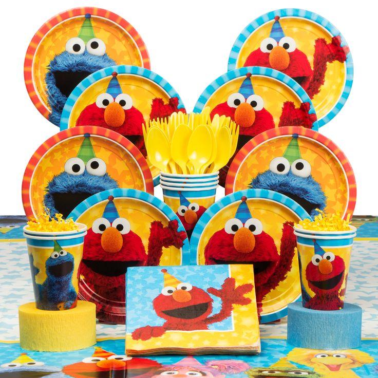 Party & Occasions Sesame street birthday, Sesame street