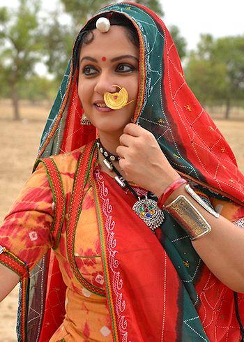 Gracy Singh as Amrita Devi!