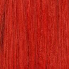 Straight Weft - Red