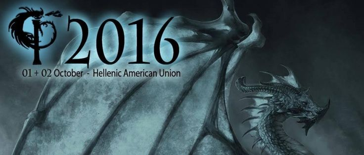 ΦantastiCon 2016: η φαντασία επιστρέφει στην Ελληνοαμερικανική Ένωση