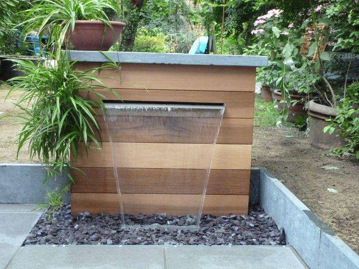 Un petit point d'eau sur une terrasse http://www.architecte-paysagiste.be/amenagement-exterieur/jardin-avant-apres/
