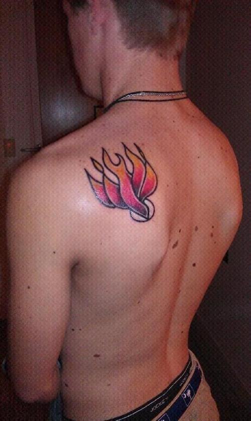 holy spirit tattoos holy spirit dove picture at