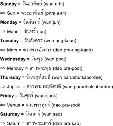 11 best images about Thai on Pinterest  Learn to count ...