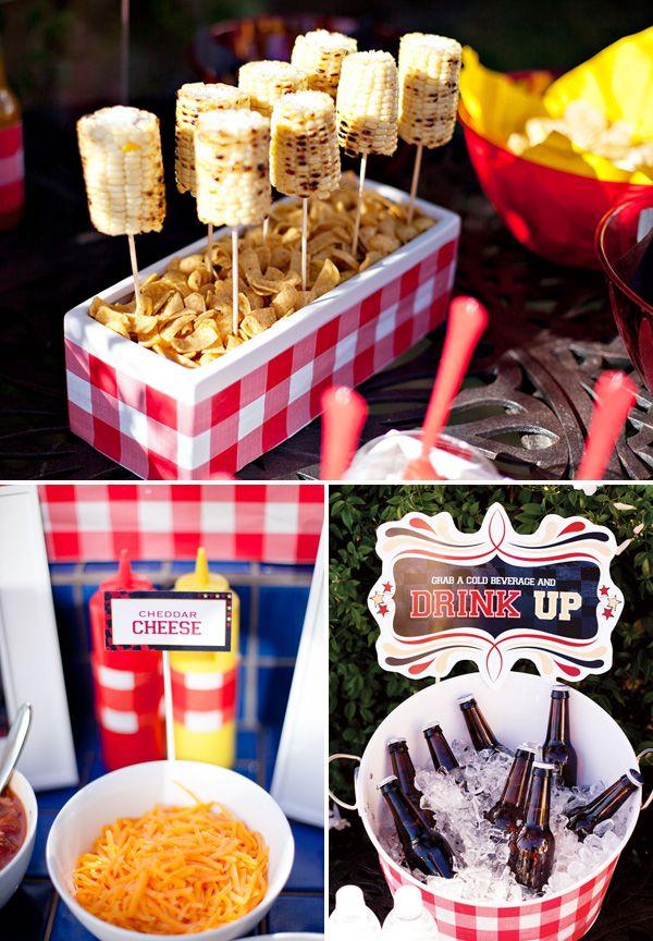 Summer BBQ party ideas