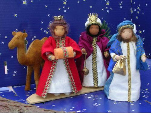 Heilige drei Könige blumenkinder-und-deko