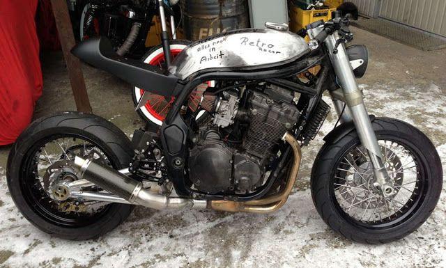 suzuki bandit retro racer 640 385 motorcycles. Black Bedroom Furniture Sets. Home Design Ideas