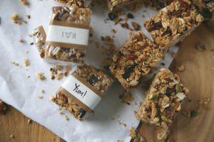... nut granola honey recipes forward fruit and nut granola bar super easy