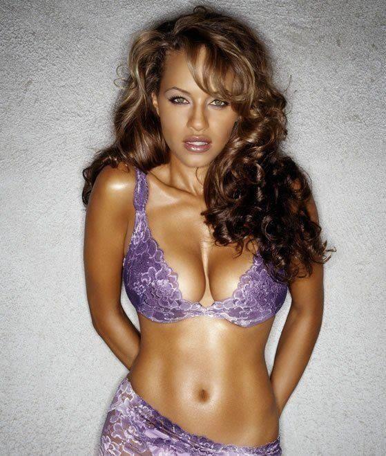 Leila Arcieri Xoxo  Leila Arcieri  Biracial Women, Sexy Lingerie -4301