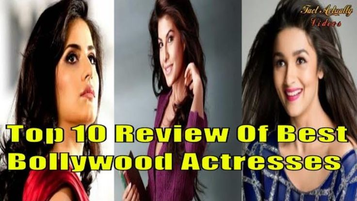 Top 10 Review Of Most Beautiful Bollywood Actresses-2016