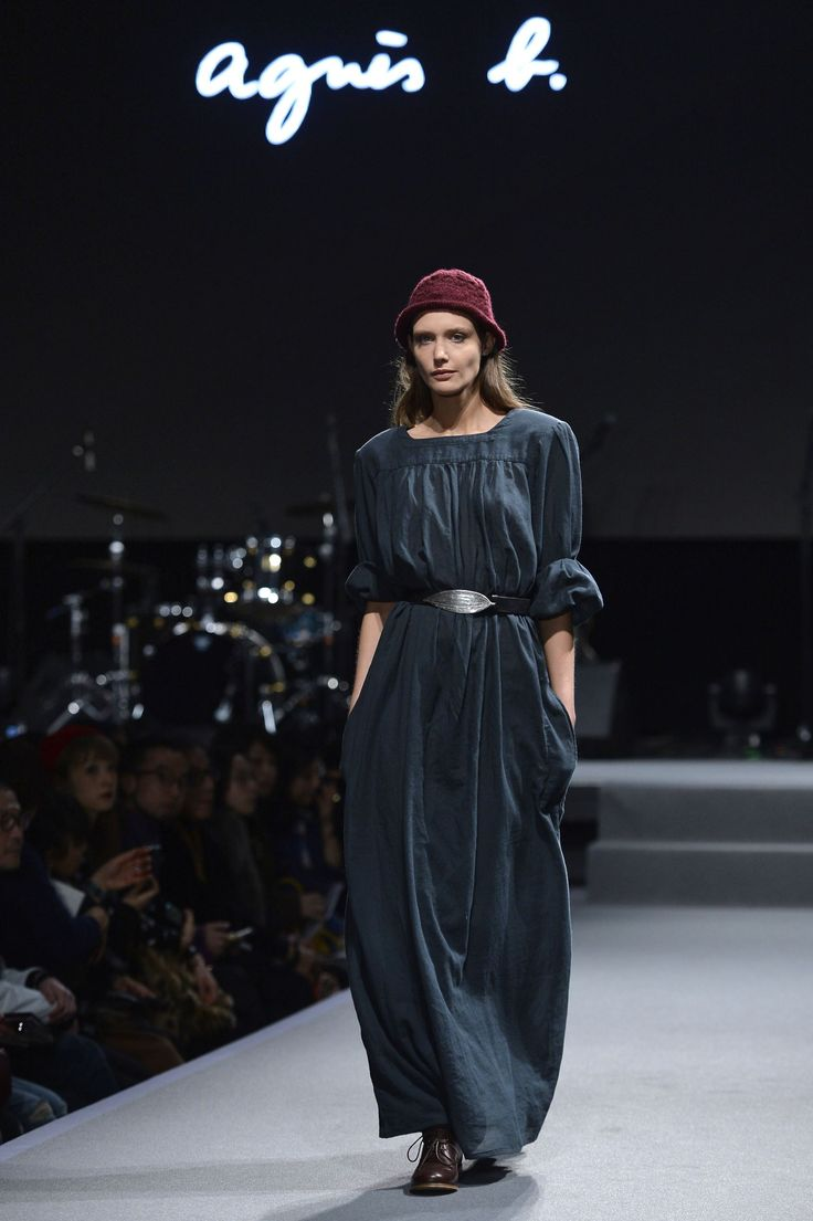 Paris Fashion Week 2015: Agnes B.