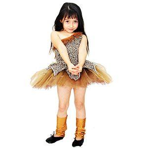 Tarzan & Ceyn Kız Çocuk Kostüm 5-6 Yaş, kız cocuk kostümleri
