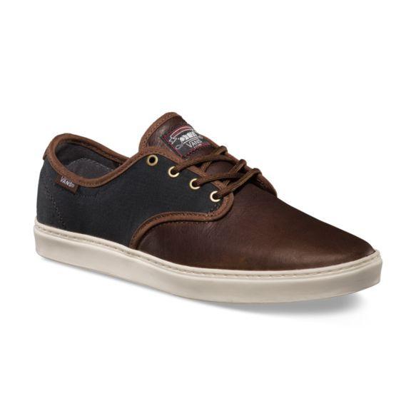 Ludlow - Steelhead/Brown/Black