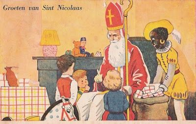 Groeten van Sint Nicolaas.