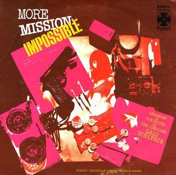 Lalo Schifrin: More Mission Impossible