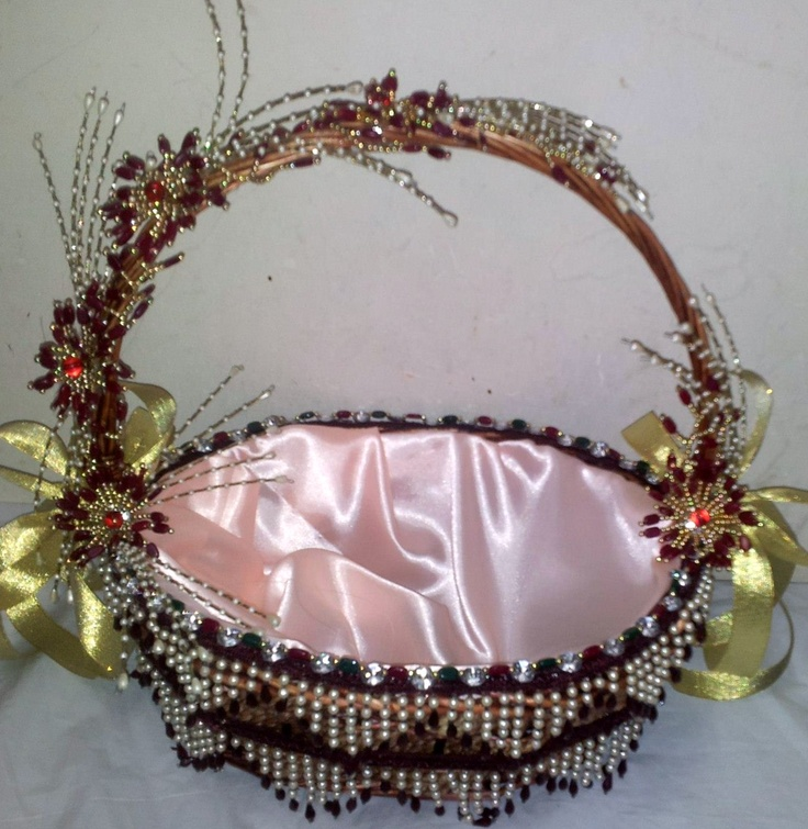 Indian Wedding Tray Decoration: 47 Best Trousseau Packing Ideas Images On Pinterest