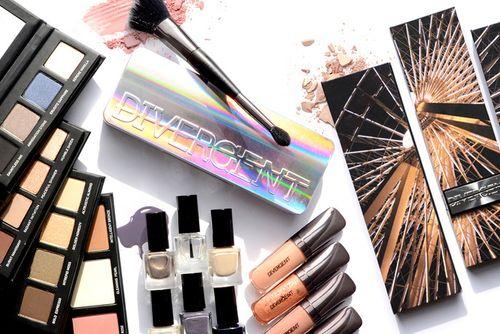 Divergent Makeup Collection | We Heart It
