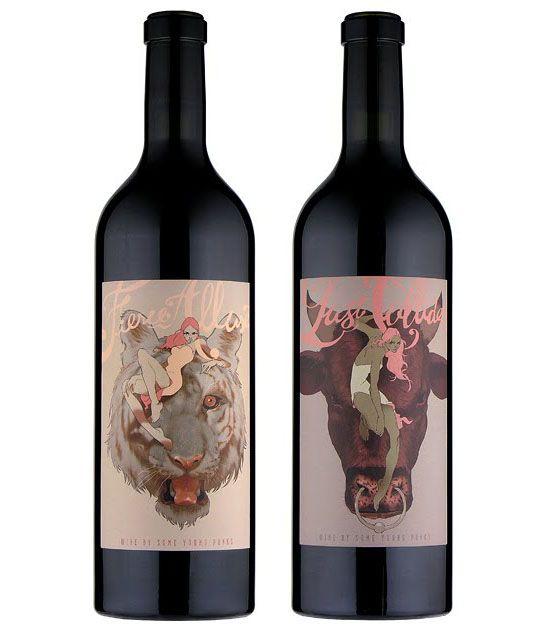 Best Wine Label Design Packaging Images On Pinterest