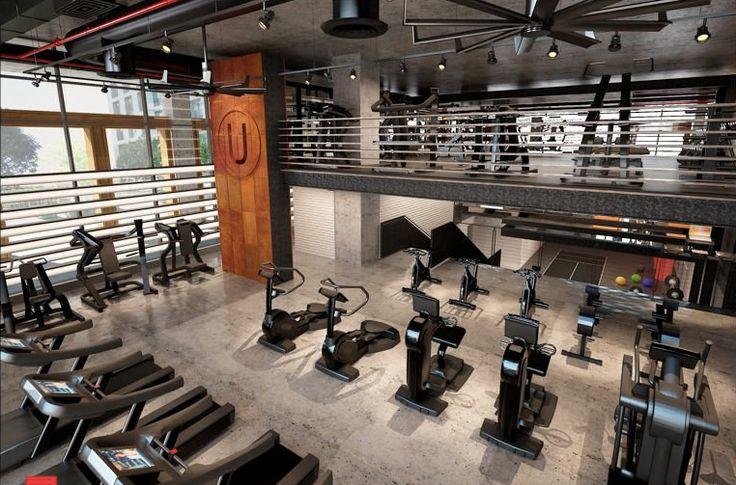 U Concept Gym Dubai Home Gym Pinterest Dubai and Gym