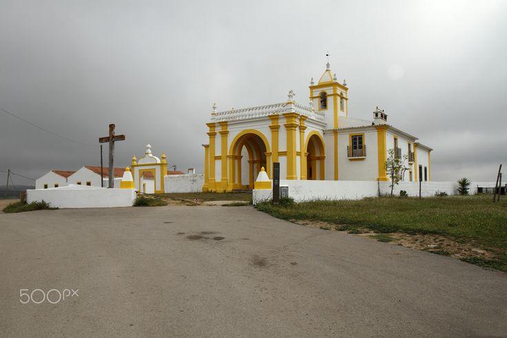 Ermida - Ermida de Nossa Senhora do Bom Sucesso, Torrão, Alentejo, Portugal