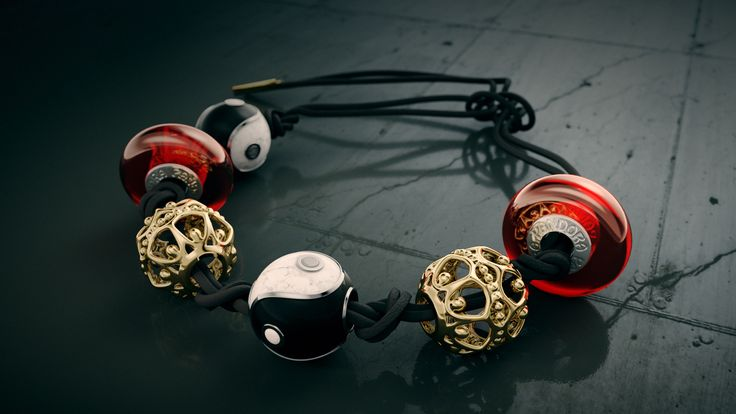 Thomas Sabo Jewelry//Ionart Studio