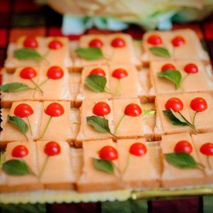 блюда на праздничный детский стол - Сумки