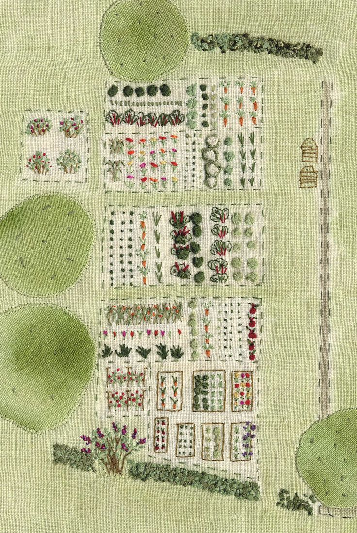 """Pinner wrote """"The vegetable garden at Monk's House, from my book Virginia Woolf's Garden"""""""