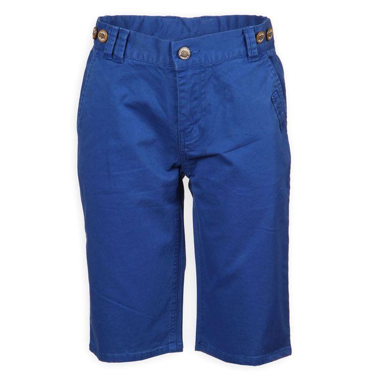 Kinderkleding Baker Bridge Jongens Shorts | Blauw Super Trendy | www.kienk.nl