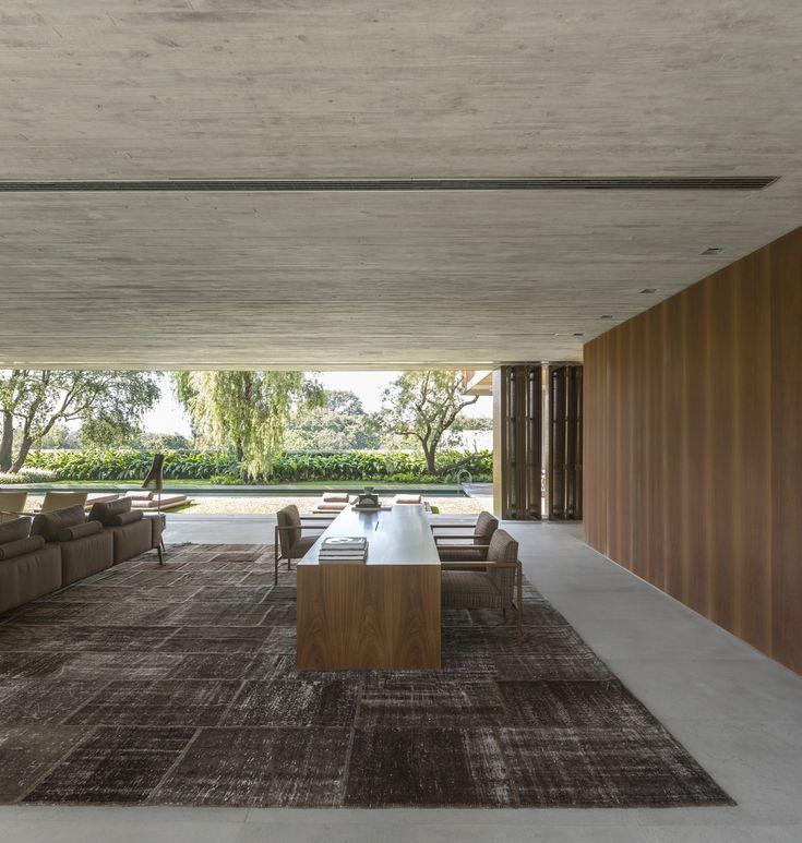 Marcio Kogan Bahia Haus moderne Architektur
