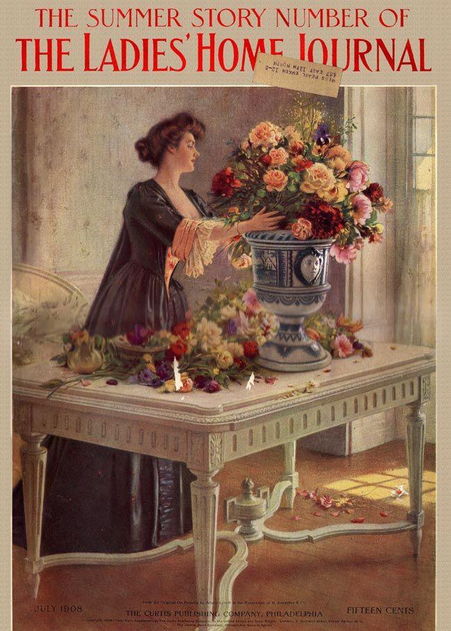 Ladies' Home Journal 1908-07