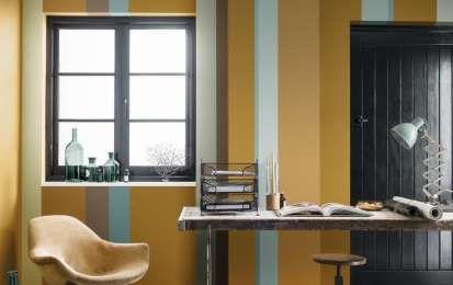 Colori pareti studio di casa - I colori delle pareti adatti allo studio