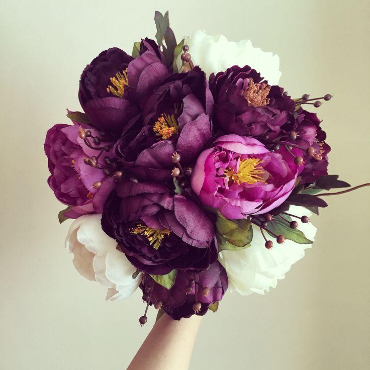Gelin buketi / bridal bouquet www.masalsiatolye.com