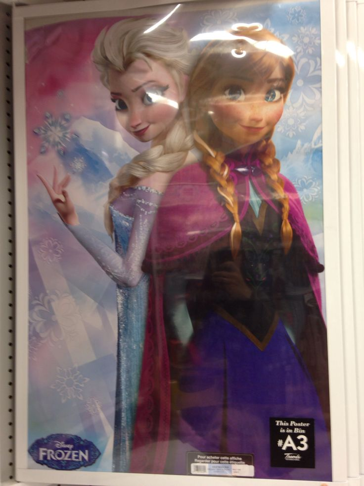 Frozen Toys R Us : Frozen poster toys r us maddy s room pinterest