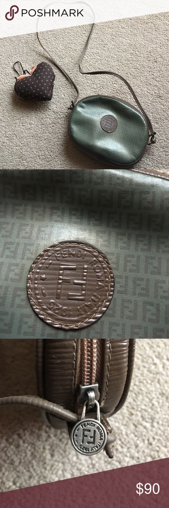 Vintage Fendi Purse Like new condition. Authentic Vintage Fendi Roma 1925 Fendi Bags Mini Bags