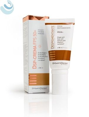 24,80€ PVP - Crema despigmentante para reducir y prevenir las manchas solares y típicas de la edad