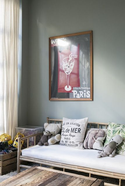 Visiting an Amsterdam comfortably decorated dreamhome