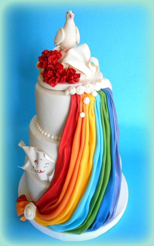 """Confirmation Cake - per la santa cresima dei miei ragazzi, il gruppo """" Nati per esistere """"."""