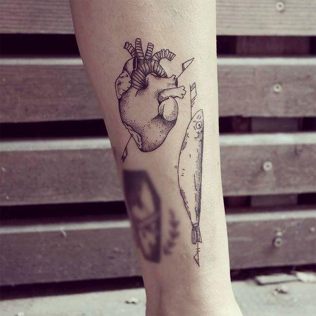 Best Tattoo Ideas Images On Pinterest Tattoo Ideas Mayan - Beautifully simple animal tattoos by cheyenne