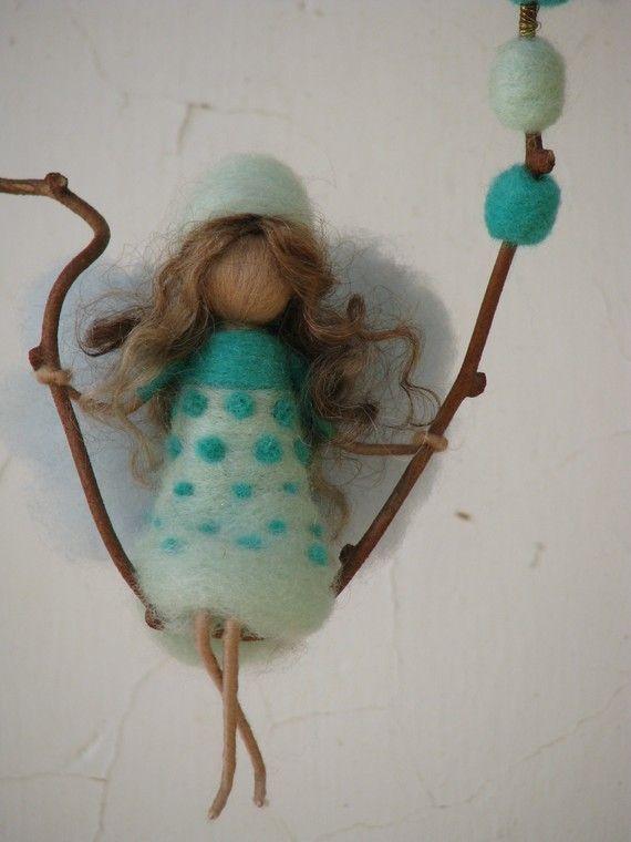 fairy by Made4uByMagic on etsy - $45