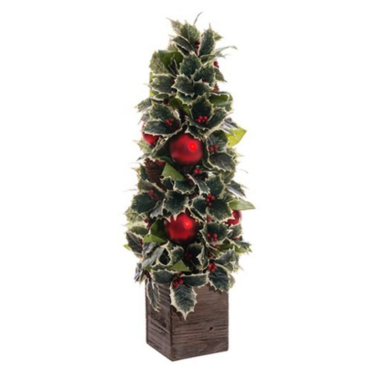 Northlight Artificial Christmas Topiary Plant - 31742077