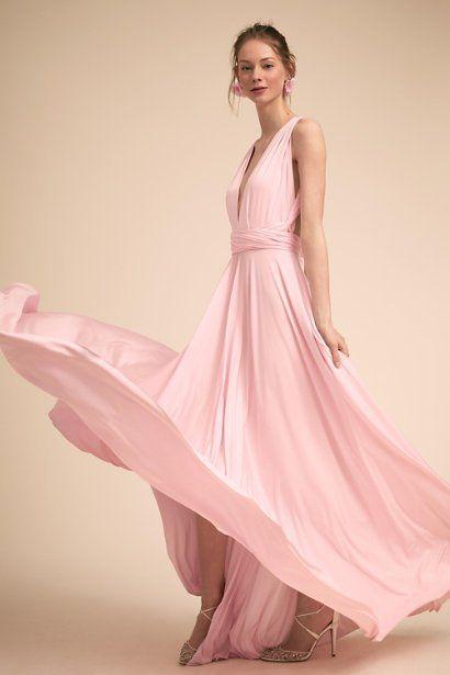 7d785a1bcf4 Ginger Convertible Maxi Dress from BHLDN
