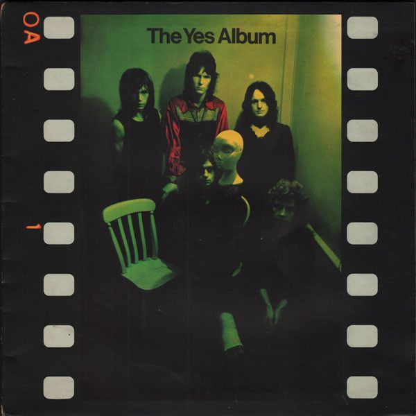 Yes - The Yes Album at Discogs