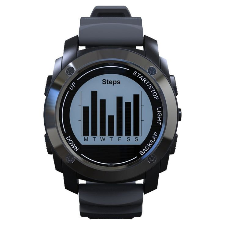 MAARYEE S928 Smart Watch with Real time Heart rate Monitor Built in GPS for Outdoor Sports and Multi-function for IOS & Android 3 Colors (Black). Independently Using : All runs Independently Without Phone Connection. GPS : Built in GPS for Outdoor Sports . It can Track your Pace,Distance and Route. Durable :Waterproof and Made of High Quality Stainless Steel and Silica gel ,Makes Wearing Comfortable. Fitness Trackers : Scientific Management of your Mode of Motion, Simultaneous Free Toggle...