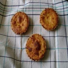 Tartelettes de rillettes et rillons par Angélique sur leporc.com