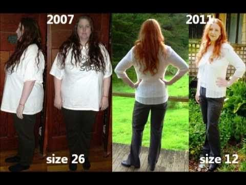 I LOST 60 kilograms (132 pounds)-before & after weight loss transformation-inspi...