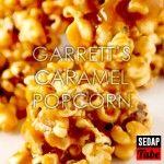 Resepi Popcorn Badam Karamel Garrett's | Sedap Tube