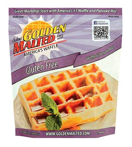 Carbons Golden Malted Gluten Free Waffle and Pancake Mix 32 Ounce * Read more reviews of the product by visiting the link on the image.